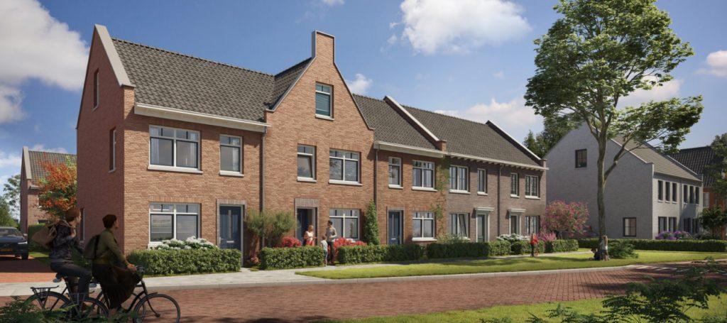Nieuw Altere - Van Vliet Installatie - In Halsteren realiseren we 51 nieuwbouwwoningen aan de groene en rustige Wouwseweg, op de grens van de Rode Schouw en De Schans.